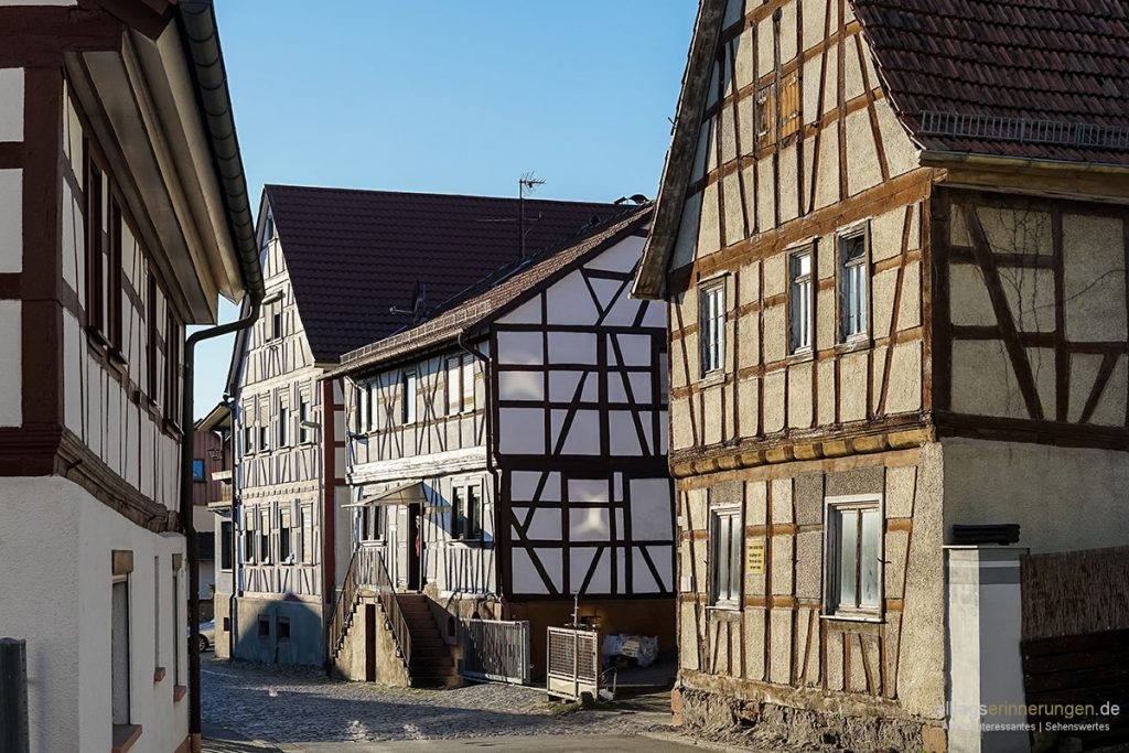 Fürth im Odenwald - alltagserinnerungen